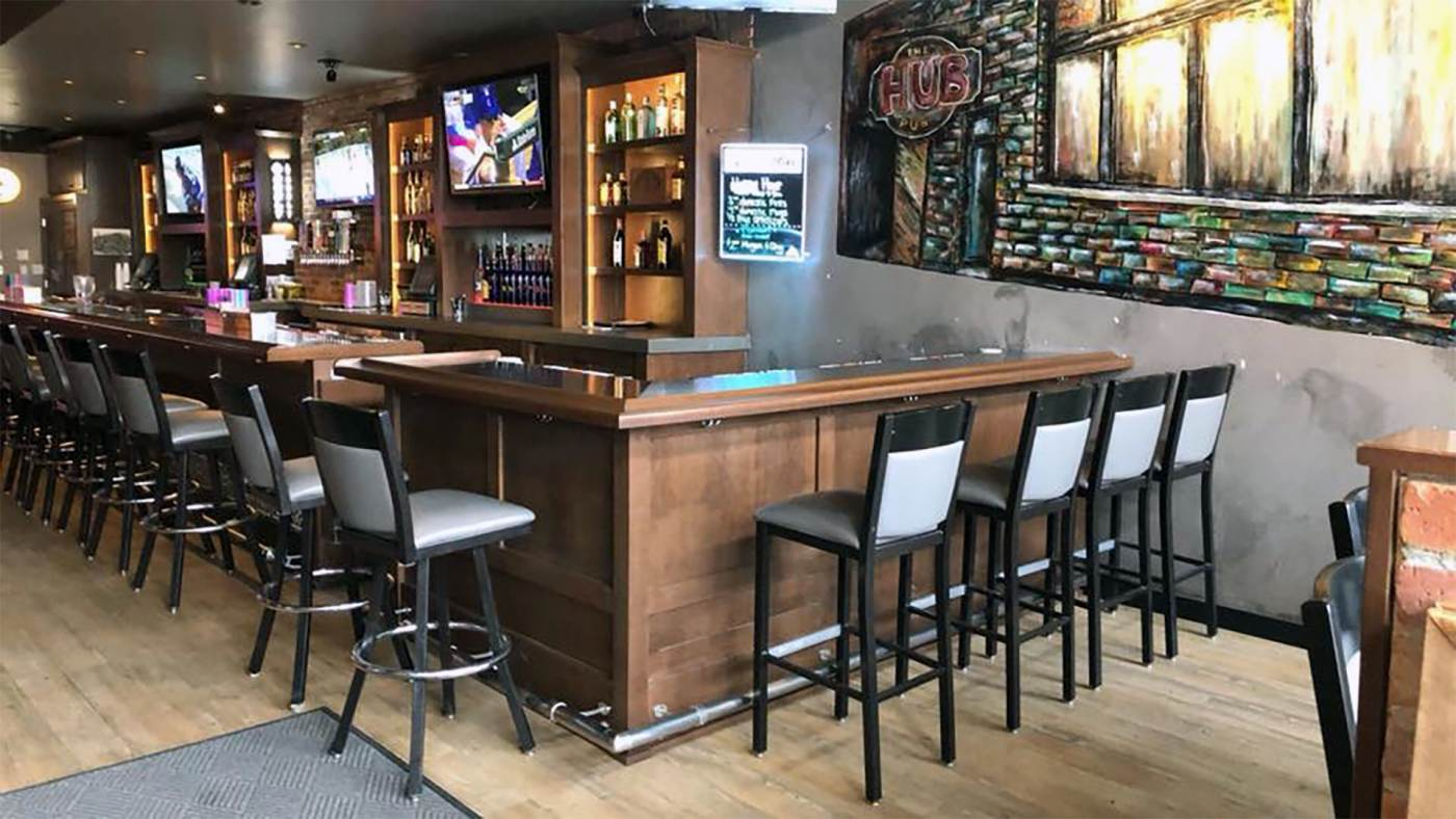 The hub pub greater grand forks convention & visitors bureau